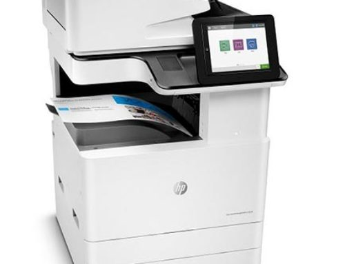 HP ColorLaserJet Managed MFP E77822dn